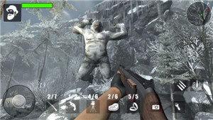 雪人怪物森林狩猎图2