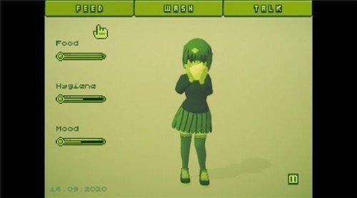 电子女孩图2