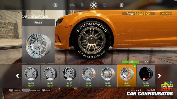汽车修理工模拟2021手机版图3