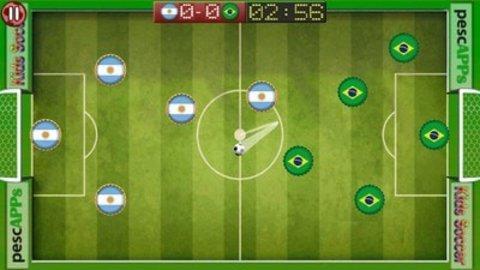 像素指尖足球图2